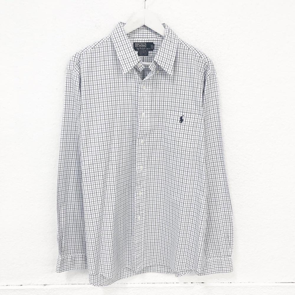 8ecff1de Ralph Lauren Rutete skjorte | Fretex
