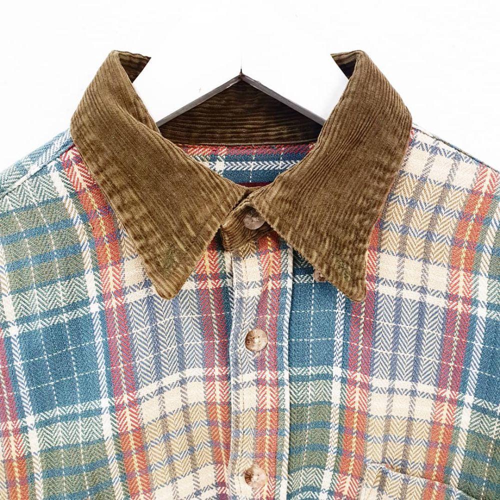 caa9e4eb Vintage Flanellskjorte | Fretex