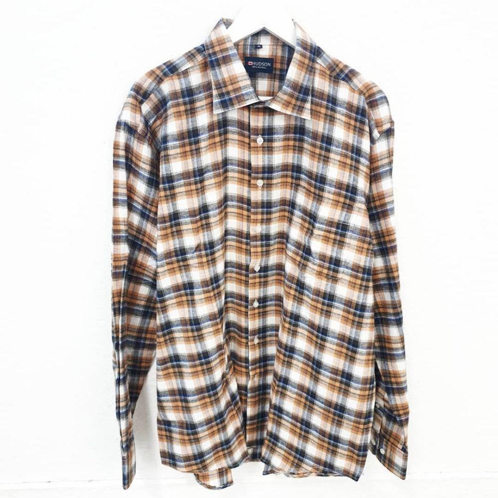 8b0a75be Hudson Flanellskjorte | Fretex